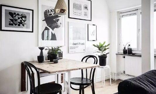 Ide Inspirasi Desain Ruang Makan Keluarga Kecil