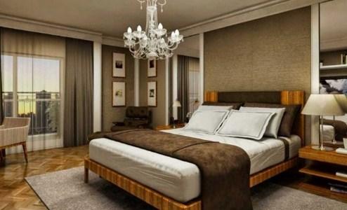 Pilihan Interior dan Dekorasi Kamar Tidur