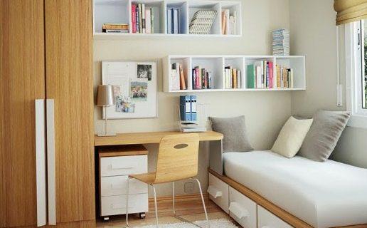 Desain Walk-in Closet Minimalis Untuk Ruang Terbatas