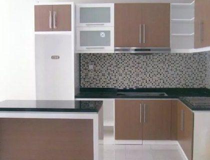 Desain Lemari Dapur Terbaru Bikin Dapur Lebih Hidup