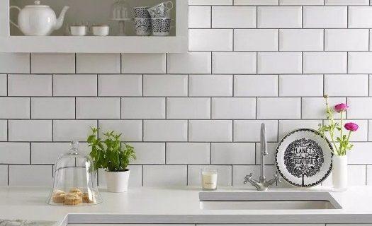 Memilih Motif Keramik Untuk Dinding Dapur