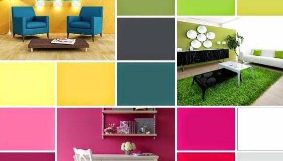 Warna Cat Rumah Minimalis Yang Cerah  variasi warna cat rumah minimalis agar terlihat luas depo