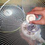 Cara Membersihkan Kipas Angin yang Mudah