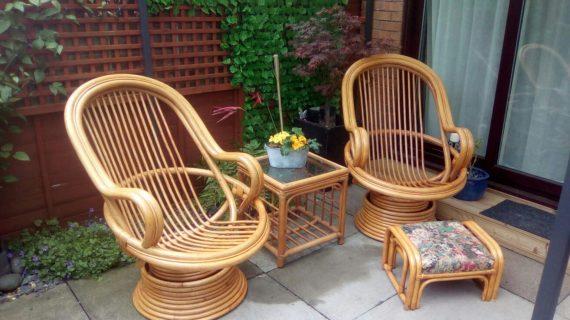 Tips Memilih Kursi Bambu Untuk Furnitur Rumah