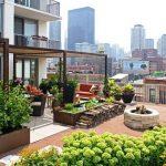 Tips Mendesain Rooftop agar Betah di Atap Rumah