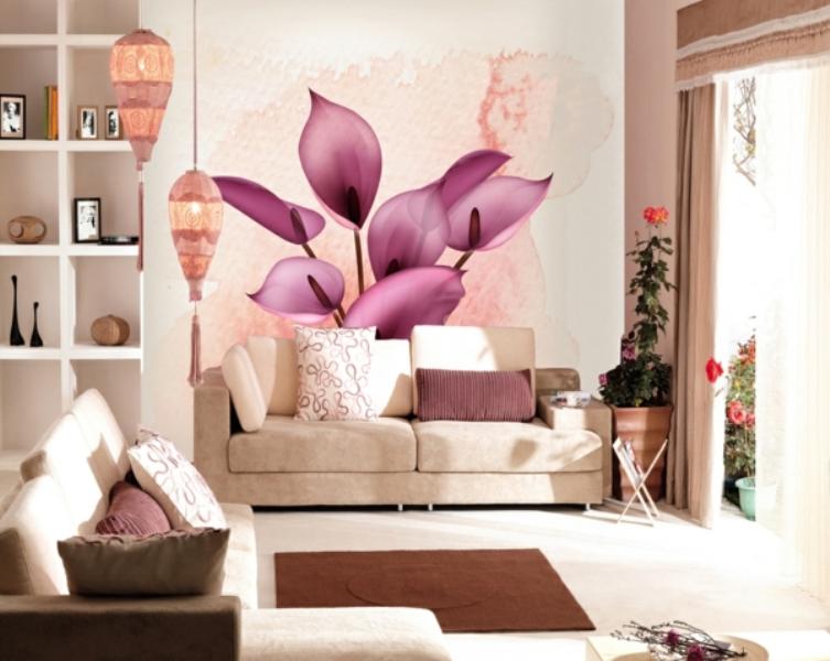 Buat Rumah Lebih Cantik Dengan Wallpaper Dinding