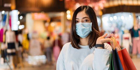 Tips Aman Belanja di Mall Selama New Normal, Virus Jauh-Jauh Deh!