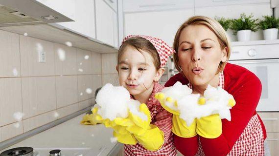 Tips Cerdik Membuat Rumah Idaman Anda Selalu Bersih
