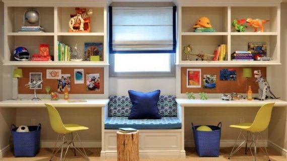 Tips Menciptakan Ruang Belajar Anak yang Ideal di Rumah