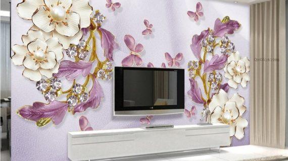 Trik Ampuh Memasang Wallpaper untuk Dinding Lembab
