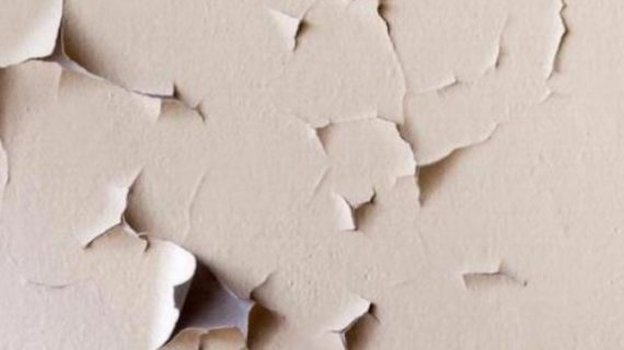 Cara Menambal Tembok Yang Rontok