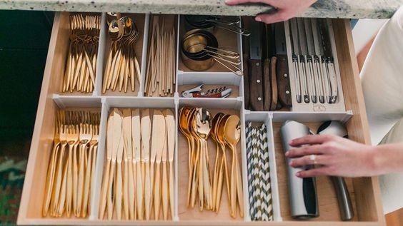 Tips Mudah Menata Peralatan Dapur Rumah Minimalis