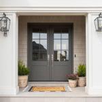 Tips Mengatur Arah Pintu Rumah Minimalis yang Bagus Menurut Feng Shui