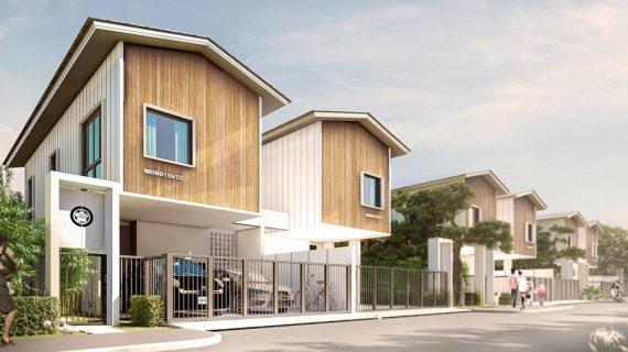 Inspirasi Desain Rumah Tropis, Terbuka tapi Privasi Tetap Terjaga