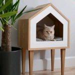 Desain Rumah Kucing yang Unik dan Minimalis, Bisa Jadi Inspirasi