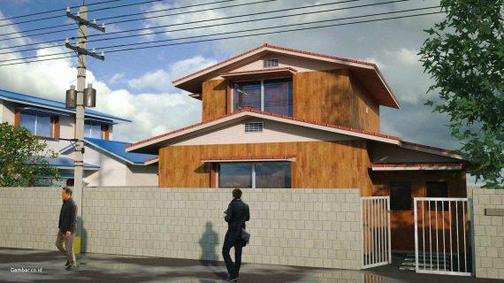 Inspirasi Desain Interior ala Rumah Nobita dari Cluster Perumahan Baru di Tangerang