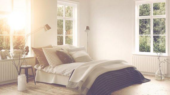 Kamar Tidur Minimalis yang Bisa Jadi Inspirasi Desain di Rumah