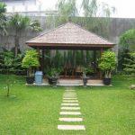 Inspirasi Desain Gazebo untuk Taman Rumah