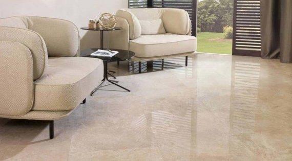 Buat Lantai Keramik Lebih Berkilau dengan 4 Cara Alami Ini