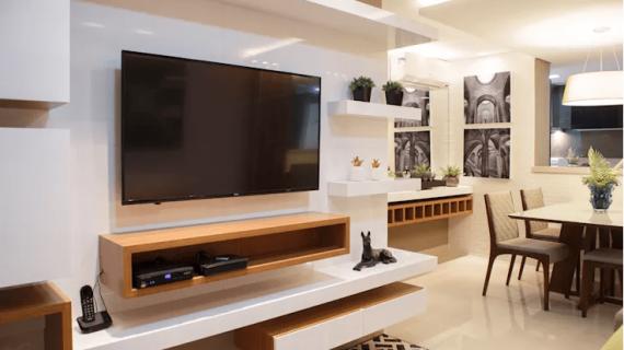 Tips Memilih Rak TV Minimalis Agar Ruang Keluarga Lebih Elegan
