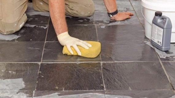 Kiat-Kiat Cara Membersihkan Keramik Motif Batu