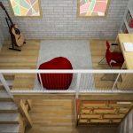 Berapa Tinggi Ideal Lantai Mezzanine? Ini Penjelasan Lengkapnya